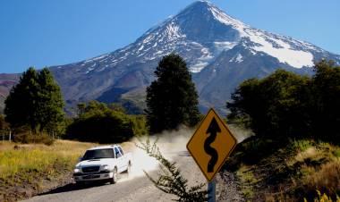 """Con Jorge Peroni en su micro """"Rumbos"""" visitamos Junín de los Andes"""