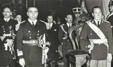 Bernardo Carrizo y el golpe militar que derrocó a Perón en 1955