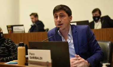 """Garibaldi: """"Existen herramientas para apoyar al sector productivo y a los más afectados por la pandemia que necesitan ser destrabadas"""""""