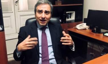 Oscar Martínez pide la autorización para el uso compasivo del ibuprofeno inhalado