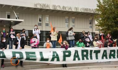"""Diego Ainsuaín de Siprus: """"Se está votando en las bases la propuesta salarial del gobierno"""""""