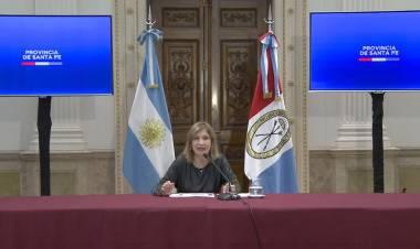 """Soledad Guerrero: """"Más allá de la pandemia hay que vacunar a los niños y adultos"""""""