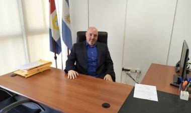 """Sergio Bleynat: """"La idea es que todas las localidades puedan tener acceso a banda ancha por fibra óptica"""""""