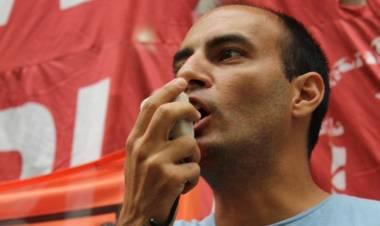 Diego Ainsuaín y el rechazo de Siprus a la propuesta del gobierno provincial