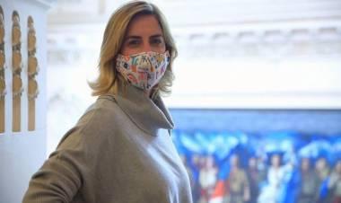"""Cesira Arcando: """"En mi caso el ibuprofeno inhalado mejoró mucho mi estado de salud"""""""