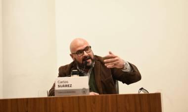 Carlos Suárez solicitó la convocatoria urgente del Comité de Crisis