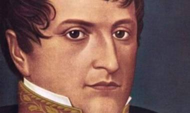 Diego Reinoso Mántaras, recordó el Paso de Manuel Belgrano por Santo Tomé un día como hoy