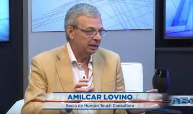 Amilcar Lovino y la ciencia aplicada al arte de vender