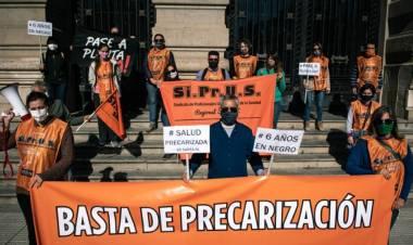 Diego Ainsuain y el reclamo de fortalecer los servicios que brinda el estado en medio de la pandemia