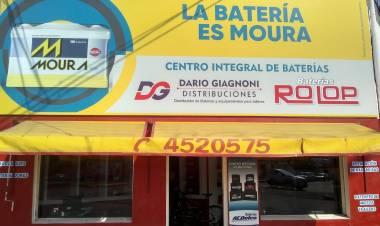 Darío Giagnoni distribuciones abrió su sucursal en el norte de la ciudad en Aristóbulo del Valle y Padilla