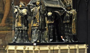 Bernardo Carrizo y el choque cultural, tras la llegada de Cristóbal Colón a tierras americanas