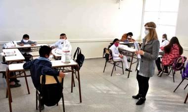 Juan José Sagardia y la necesidad de la vuelta a clases