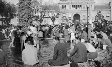 Jorge Fernández rememoró el 17 de octubre a 75 años del surgimiento peronista