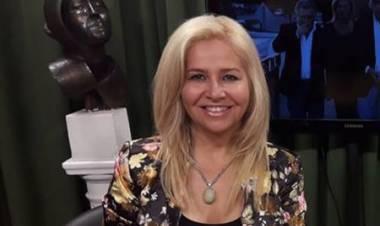 Marisa Escobar recibió amenazas por sus denuncias por violencia de género