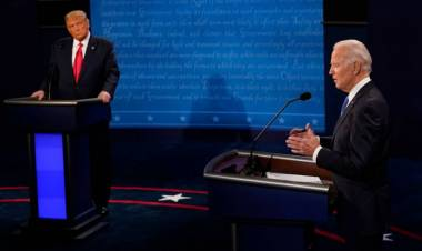 Cristian Riom analiza el último debate, Trump - Biden antes de las elecciones