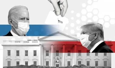 Cristian Riom y su panorama internaional a horas de las elecciones en Estados Unidos