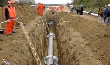 Sergio Basile preocupado por el gasoducto metropolitano