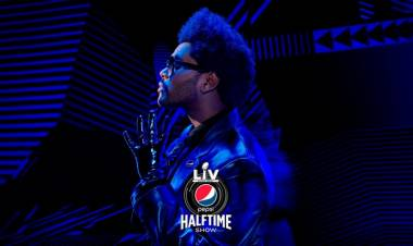The Weeknd es el elegido para actuar en el Super Bowl 2021