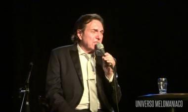 José Ángel Trelles una de las voces emblemáticas de la música popular argentina