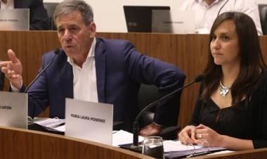 """Laura Mondino: """"El intendente Jatón presentó un presupuesto equilibrado"""""""