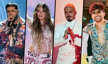 Latin Grammy 2020 - lista de todos los ganadores
