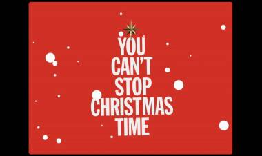 Robbie Williams apunta al coronavirus en el single navideño «Can't Stop Christmas»