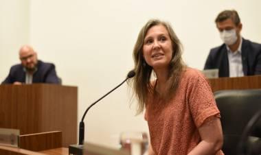 Virginia Bono es Ciudadana Destacada