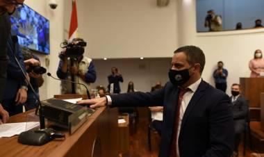 Leandro González elegido por unanimidad para presidir el Concejo Municipal