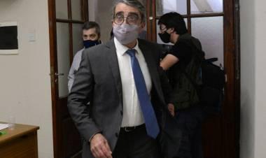 Luis Rodrigo y el pedido de desafuero del senador Armando Trafferi