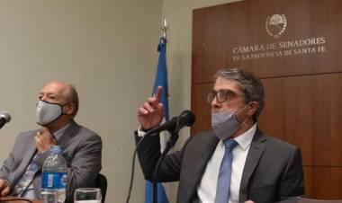 El Dr. José Luis Vázquez habló de la situación de su defendido el senador Armando Traferri
