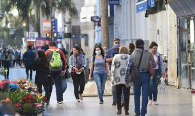 Martín Salemi, presidente del Centro Comercial realizó un balance de las ventas de fin de año