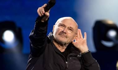 Hoy cumple 70 años Phil Collins
