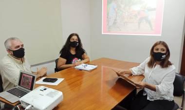 """QÜESTA: """"PONDREMOS EN MARCHA UN PLAN DE BACHEO CON UNA INVERSIÓN DE 4 MILLONES DE PESOS""""."""