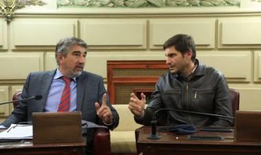 Fabián Bastia nuevo presidente de la comisión de acuerdos de la Legislatura santafesina