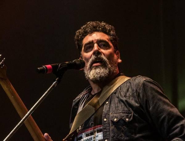 Ricardo Tapia la voz del blues en Antologia