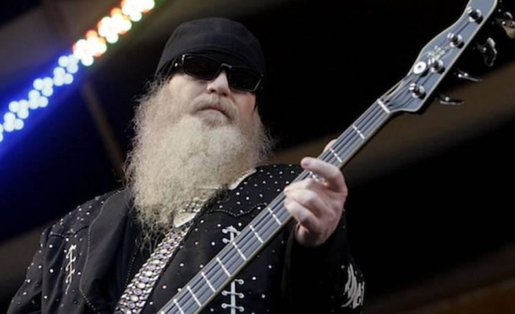 """El 19 de mayo de1949 nace Dusty Hill, bajista y vocalista de """"ZZ Top"""""""