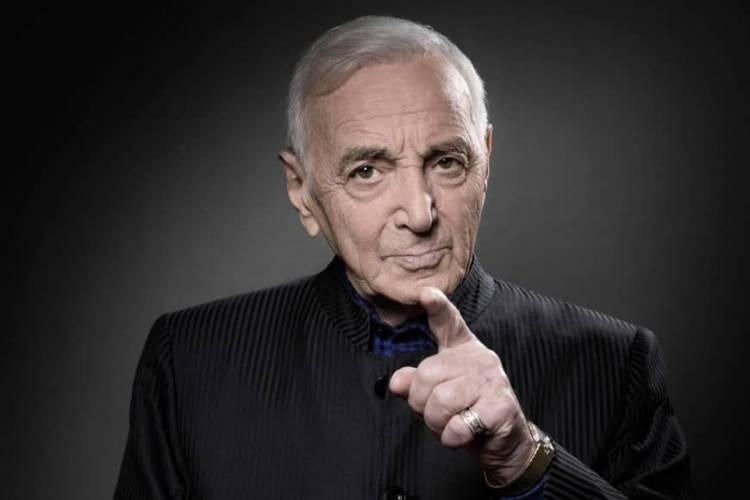 El 22 de mayo de1924 naceCharles Aznavour