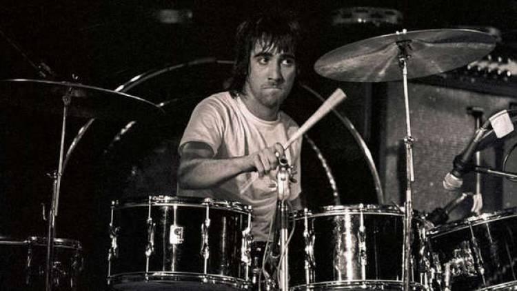 El 25 de mayo de1978 es la última actuación del bateríaKeith Mooncon losWho