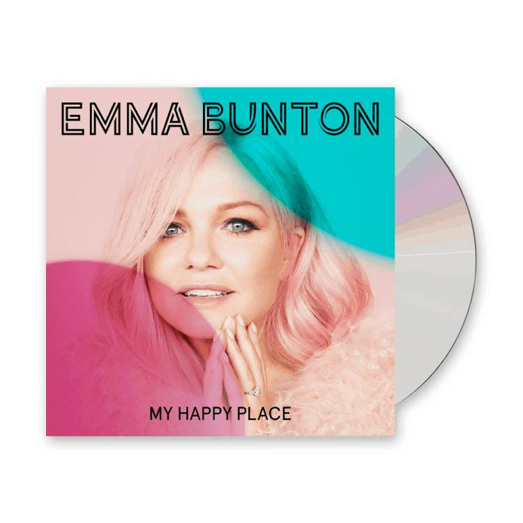 "Emma Bunton álbum ""My Happy Place"""