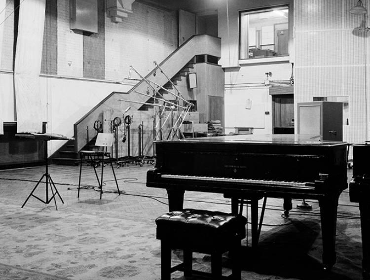 Sabías que el 6 de junio de 1962 TheBeatlesgraban por primera vez en los estudios Abbey Road