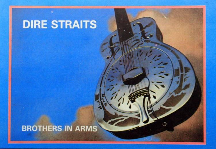 """El 15 de junio de 1985 se lanza """"Brothers In Arms"""" de Dire Straits"""