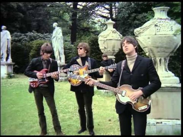 """Sabías que 19 de junio de 1966 alcanzó el puesto Nº 1 Billboard Pop Hit: """"Paperback Writer"""""""