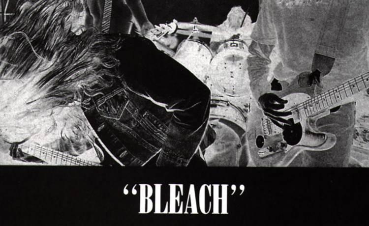 """Se cumplieron 32 años del primer disco de Nirvana """"Bleach"""""""