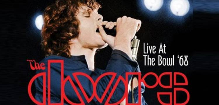 El 5 de julio de 1968 The Doors graba Live At The Hollywood Bowl