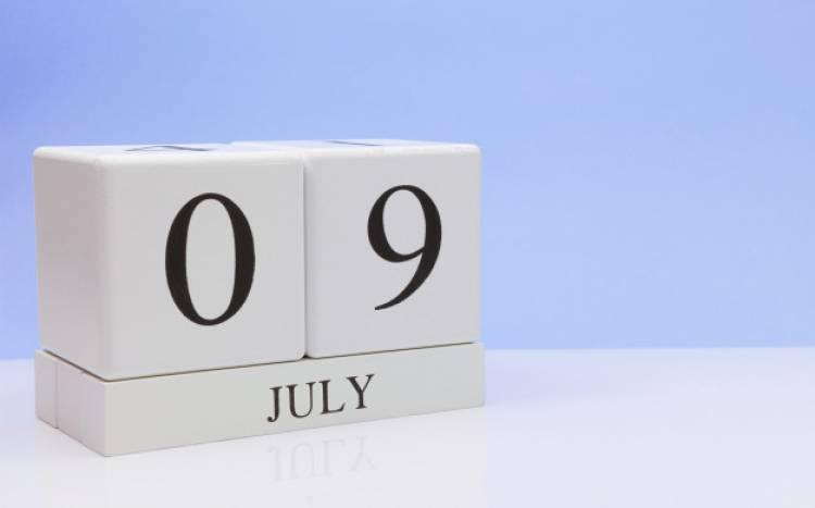 Efemérides de música de este 9 de julio