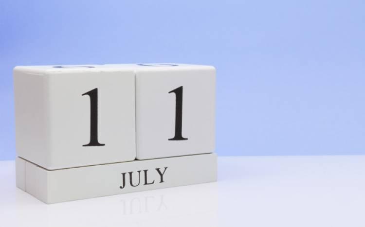 Efemérides de música de este 11 de julio