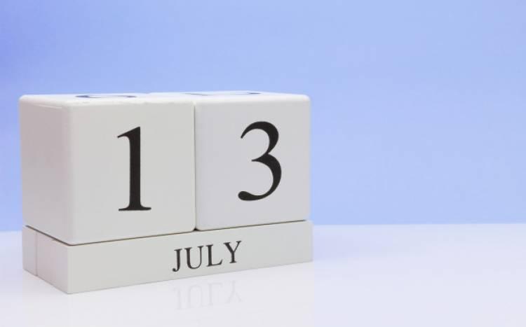 Efemérides de música de este 13 de julio