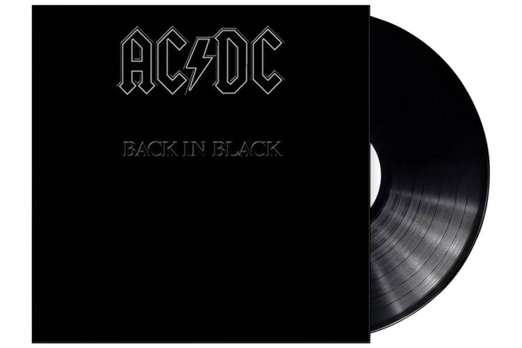 El 25 de julio de 1980 AC/DC lanza 'Back in Black'
