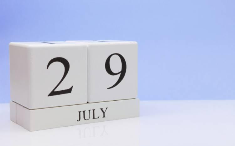 Efemérides de música de este 29 de julio