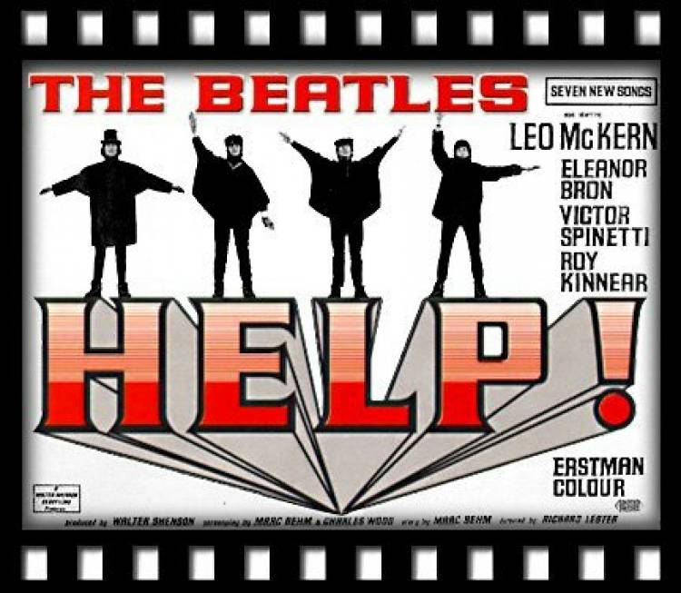 El 29 de julio de 1965 la película Help! se estrena  en Londres